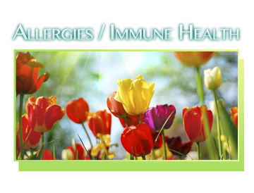 Crossing Back To Health Allergies and Immune Health