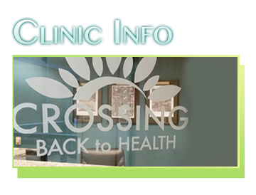 Crossing Back To Health Clinic Info